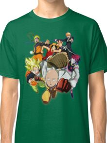 Composition anime Classic T-Shirt