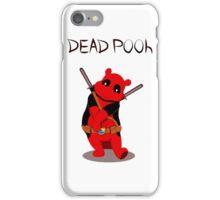 Funny Deadpooh iPhone Case/Skin