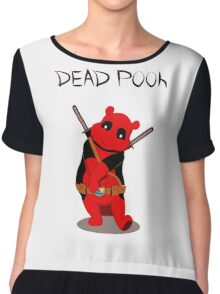 Funny Deadpooh Chiffon Top