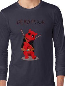 Funny Deadpooh Long Sleeve T-Shirt