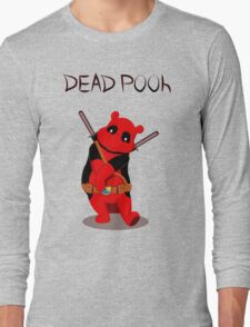 Funny Deadpooh Long Sleeve T-Shirt