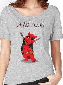Funny Deadpooh Women's Relaxed Fit T-Shirt