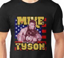 Mike Tyson American Heavyweight Champ Unisex T-Shirt