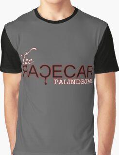 RACECAR palindrome Graphic T-Shirt