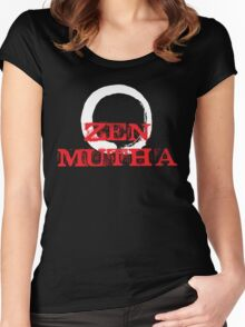 Zen Mutha Women's Fitted Scoop T-Shirt