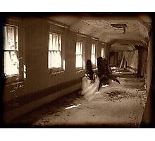 Asylum Angel Photographic Print