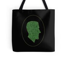 Lovecraft Silhouette Tote Bag