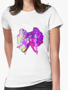 Fusion Friends Womens Fitted T-Shirt
