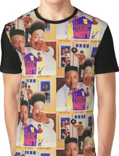 House Party (1990) Graphic T-Shirt