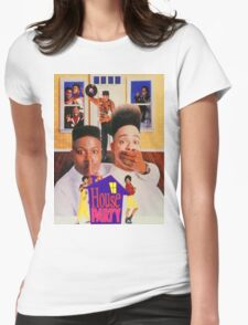 House Party (1990) Womens Fitted T-Shirt
