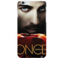 Once Upon A Time Captain Hook Killian Jones iPhone Case/Skin