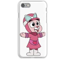 Anais - Wacky Racer iPhone Case/Skin