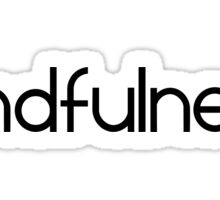 Kindfulness Sticker