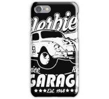 Herbie Garage iPhone Case/Skin