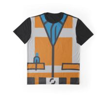 Lego Builder Clothers Graphic T-Shirt