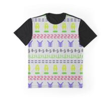 Retro Symbols Graphic T-Shirt