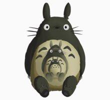 Totoro One Piece - Long Sleeve