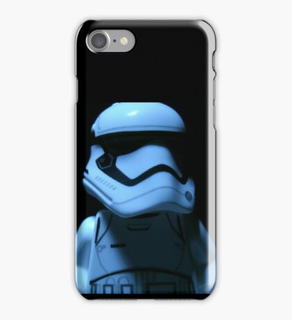 Lego First Order StormTrooper iPhone Case/Skin