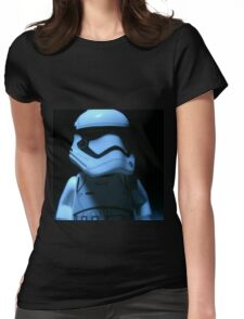 Lego First Order StormTrooper Womens Fitted T-Shirt