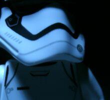 Lego First Order StormTrooper Sticker