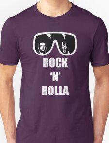 """""""Real Rock 'n' Rolla"""" Devitt T-Shirt Unisex T-Shirt"""