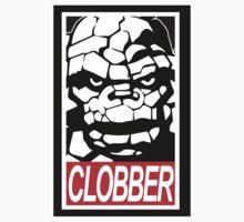 Clobber Kids Tee