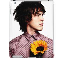 Andrew VanWyngarden Flower iPad Case/Skin