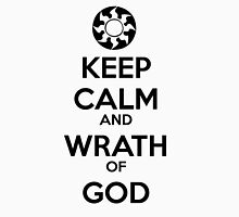 Keep Calm and Wrath of God Classic T-Shirt