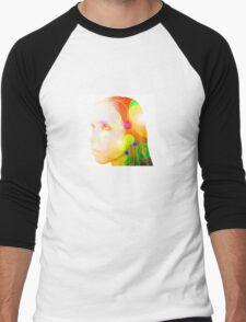 Psychedelic Fairy Child Men's Baseball ¾ T-Shirt