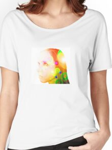 Psychedelic Fairy Child Women's Relaxed Fit T-Shirt