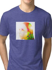 Psychedelic Fairy Child Tri-blend T-Shirt