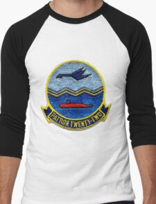 VP-22 - Blue Geese Men's Baseball ¾ T-Shirt