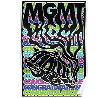 MGMT Cat Poster
