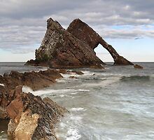 A Day by Bow Fiddle Rock by Maria Gaellman