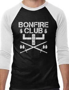 Bonfire Club Men's Baseball ¾ T-Shirt