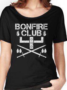 Bonfire Club Women's Relaxed Fit T-Shirt