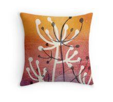 Sunset Meadow 1 Throw Pillow
