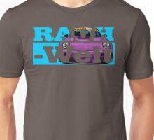 Rauh Welt Begriff 02 B Unisex T-Shirt
