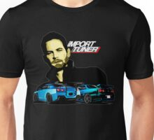 Paul Walker 03 Unisex T-Shirt