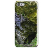 Sinkhole entrance iPhone Case/Skin