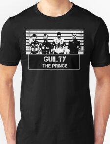 """""""GUILTY"""" Prince Devitt / Finn Balor NXT  Shirt Unisex T-Shirt"""