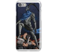 Wolf Knight variant iPhone Case/Skin