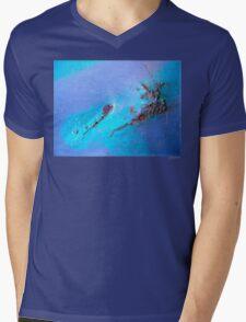 Lifesigns Mens V-Neck T-Shirt