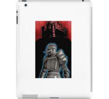Blue Knight iPad Case/Skin