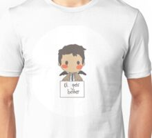 Castiel - It Gets Better Unisex T-Shirt