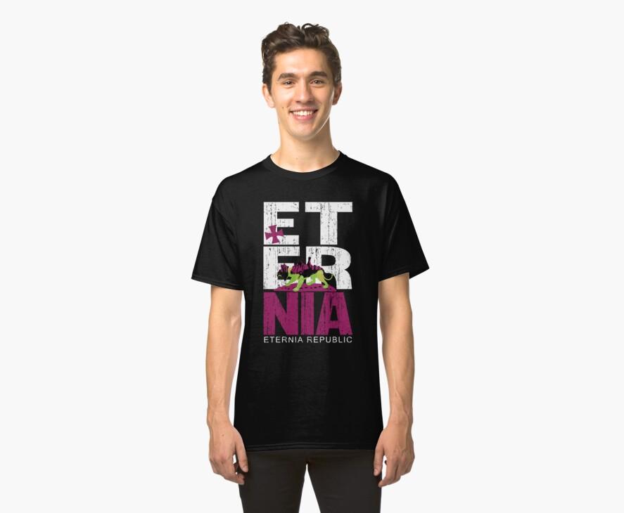 Eternia Republic by Ben Vagnozzi