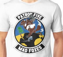 VP-5 Mad Foxes Unisex T-Shirt