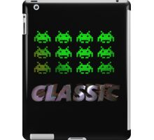 Classic Invaders iPad Case/Skin