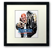 Bernie Sanders Shirt Brooklyn NYC NY Funny President Hip Hop B-Boy Democrat Framed Print