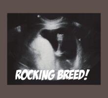 Rocking Breed One Piece - Short Sleeve